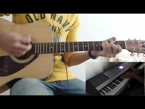 Coldplay - Yellow Cover (Guitar, Piano)