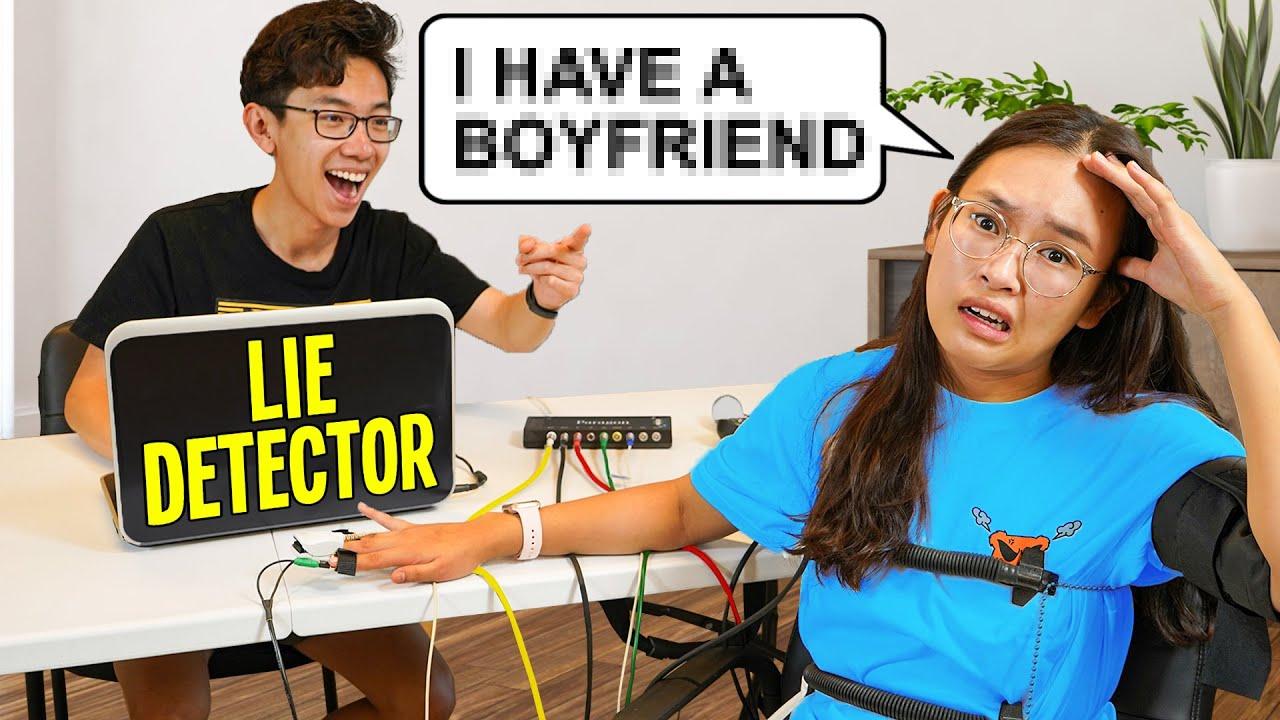 I Exposed My Sister's SHOCKING Secret! (Lie Detector)