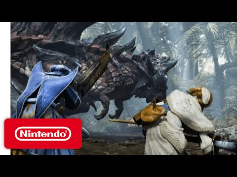 Monster Hunter Generations - Opening Cinematic Trailer