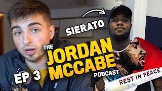 How Sierato Started Making Kicks For Zion, Shaq & SPIDERMAN! Sneakerhead Gets Real W/ Jordan McCabe!