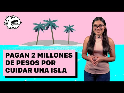 En este trabajo te pagan 2 millones de pesos por cuidar una isla