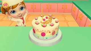 Birthday cake recipe game.play fun cake kids game.