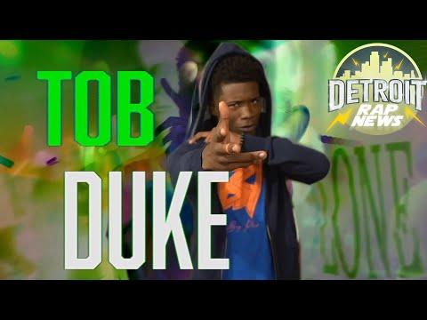 """TOB Duke – """"No Cap"""" DetroitRapNews Exclusive (Official Video)"""