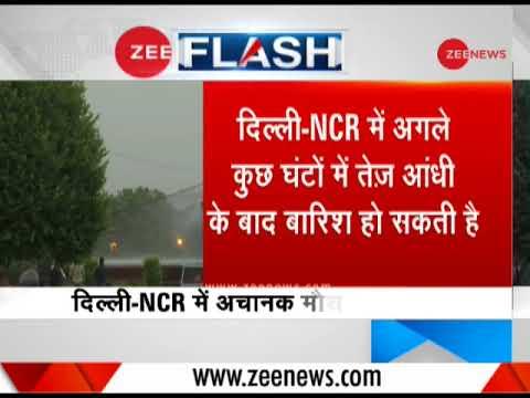 Breaking News: Dust storm followed by rain to hit Delhi-NCR in next few hours