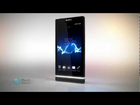 Sony Xperia S - Promo