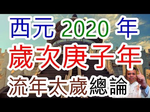2020年歲次庚子金鼠年的流年總論!即將發生的世界轉變,你準備好了嗎?各方預言家都預測2020年將出大事!那到底會發生什麼樣的大事件?