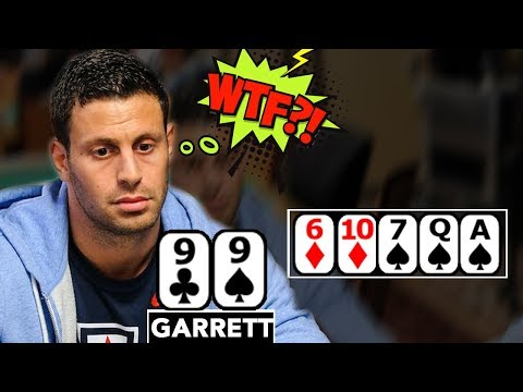 (HUGE BLUFF) What The H*** Are They Thinking!? | High Stakes Poker
