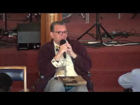 Canon Andrew White - Taking Risks