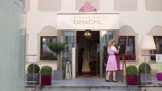 Zimmerführung im Romantik Hotel GMACHL