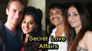 South Indian Actors Secret Love Affairs | Shocking