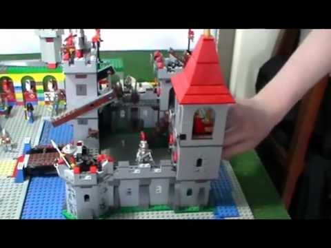 lego moc 1 youtube. Black Bedroom Furniture Sets. Home Design Ideas