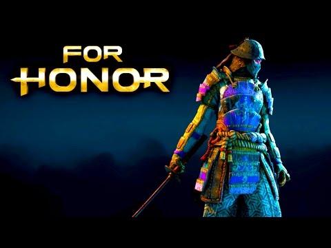 FOR HONOR Beta Gameplay - SAMURAI GENERAL STREAM w/ NoahJ456 (Xbox One)