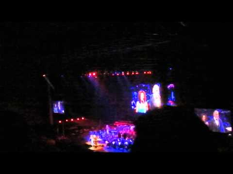 Andrea Bocelli....Leeds Arena...24.11.13