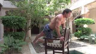 Дмитрий Яшанькин - Упражнения для ягодиц