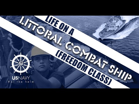 Meet The Crew Aboard A Freedom-class Littoral Combat Ship