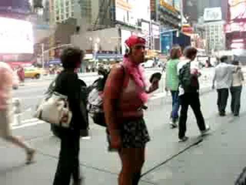 Random Gay Guy In New York City Very Disturbing