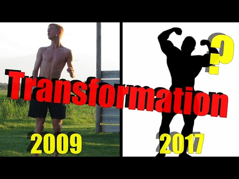Natural BodyBuilding Transformation Kilian Hagen