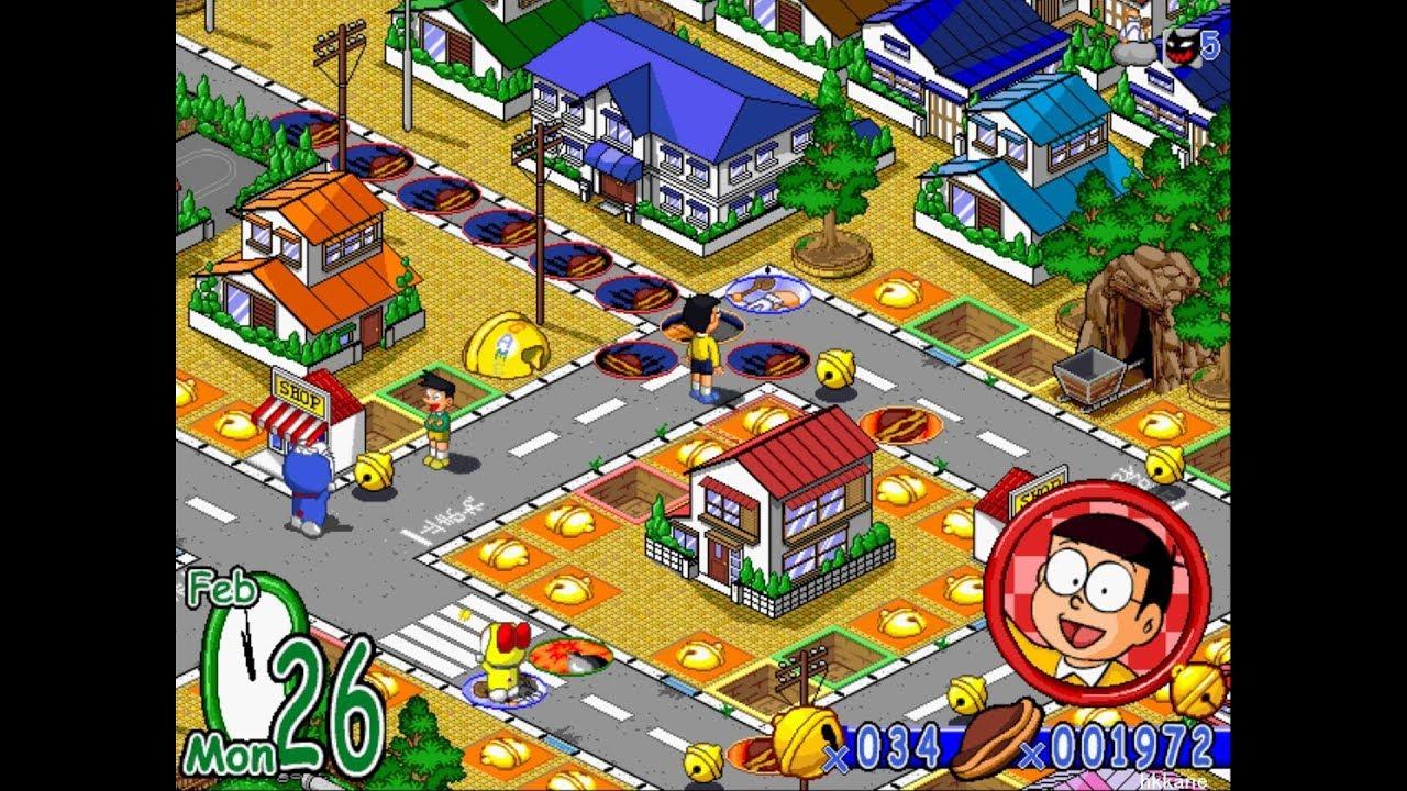 (Doraemon Monopoly)叮噹大富翁 PC Gameplay