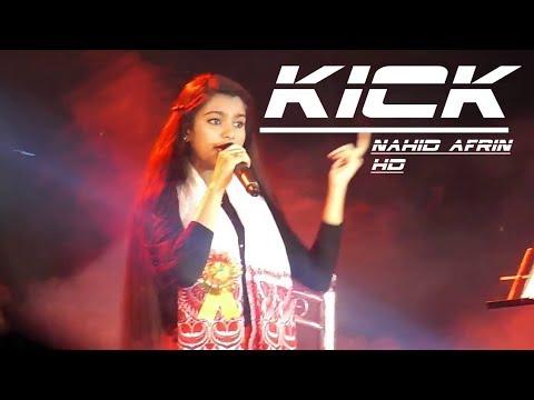 NAHID AFRIN - KICK HD NEW VIDEO
