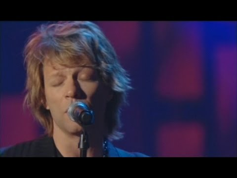 Bon Jovi - (You Want to) Make a Memory (CMT Awards 2007)
