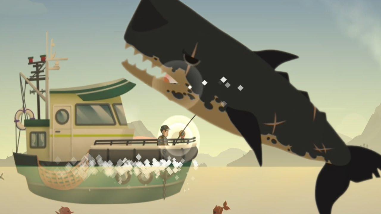 [HAAAAAAA] Nếm Mật Nằm Gai Quyết Săn Kẻ Mạnh Nhất LEVITHAN – Fishing Life – TOP GAME ANDROID, IOS