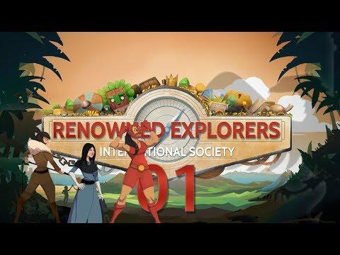 Renowned Explorers International Society #01 TESLA - Renowned Explorers More To Explore Let's Try