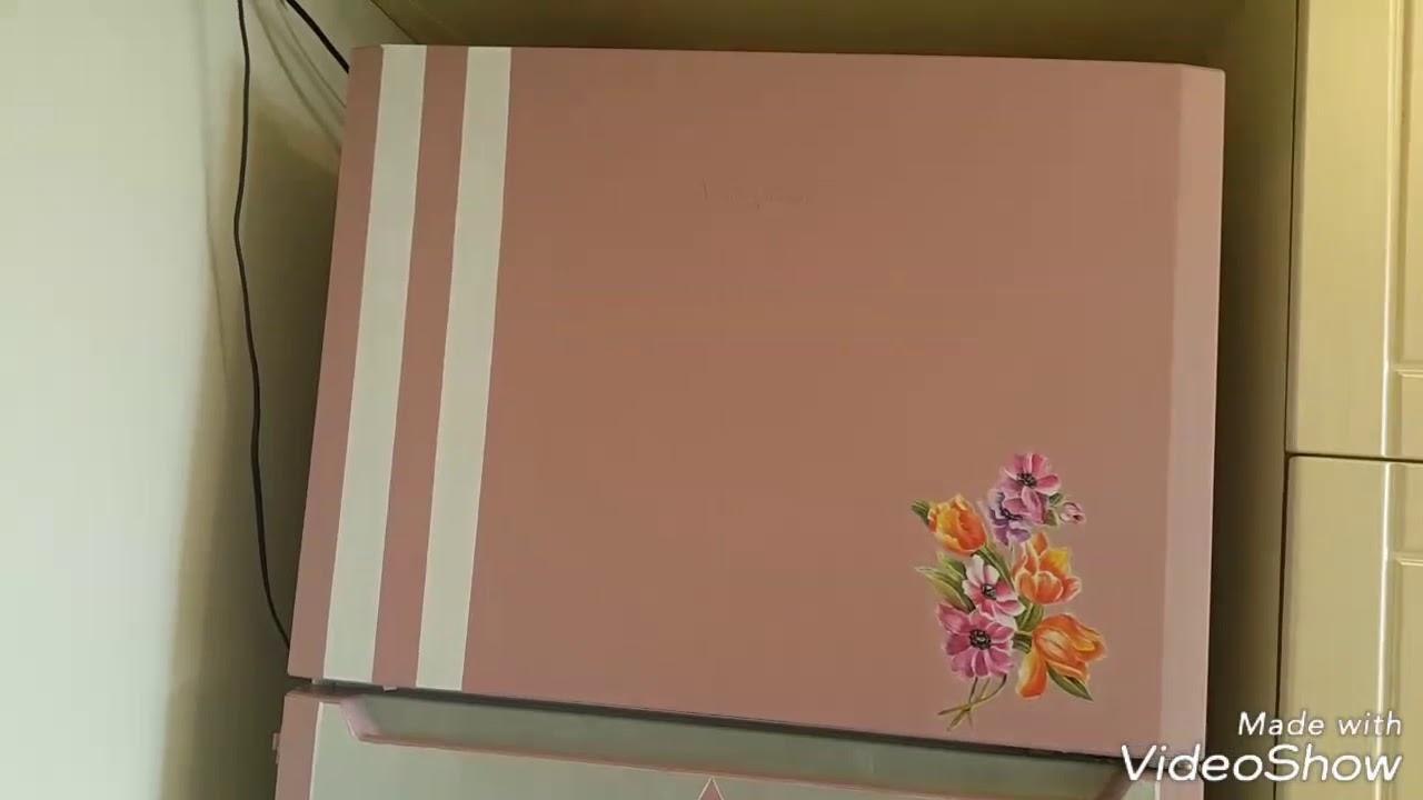 Buzdolabı Ve Bulaşık Makinesi Boyama Final 2 Youtube