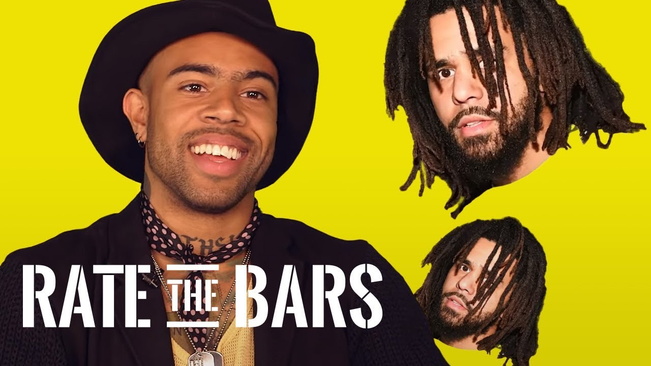 Vic Mensa Gave J. Cole A 5 For This Bar, But Still Had One Small Issue… | Rate The Bars