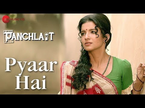 Pyaar Hai Song Lyrics From Panchlait