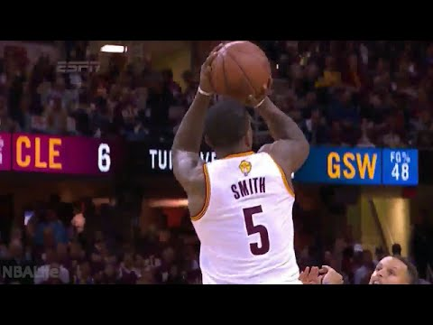 j.-r.-smith-20-points-highlights-|-warriors-vs-cavaliers-nba-finals-game-3-|-june-8,-2016