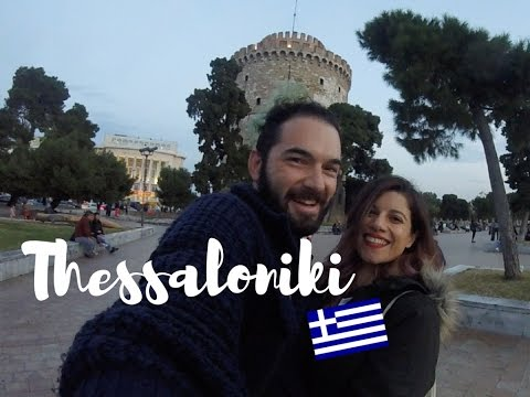 Exploring Thessaloniki - Live a little