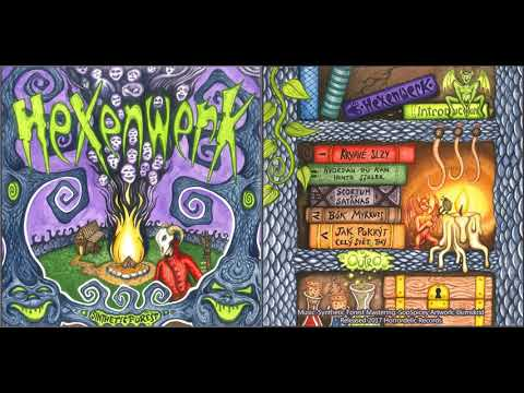Synthetic Forest - Hexenwerk - 04 Scortum et Satanas 205Bpm