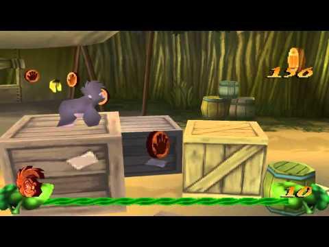 Disney's Tarzan (PS1)
