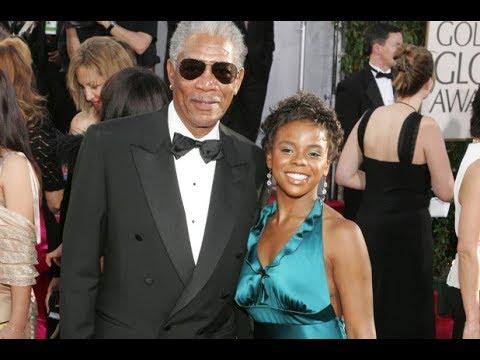Morgan Freeman Had Affair With Step-granddaughter