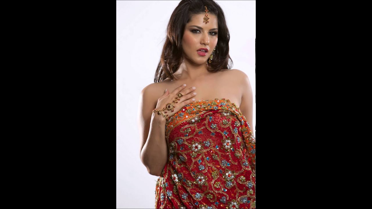 Topless Sunny Leone Hd Wallpapers In Saree - Youtube-7332