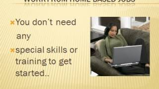 Work From Home Based Jobs 2