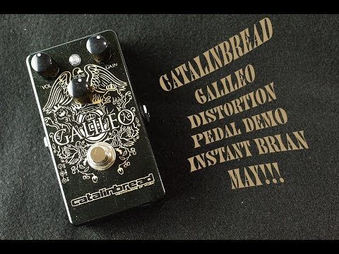 Catalinbread Galileo - Instant Brian May in a Box!!!!