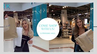 COME TO PRIMARK WITH US!   & PRIMARK HAUL   SEPTEMBER 2019