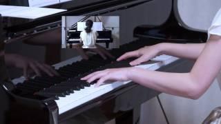 夢をあきらめないで  ピアノ 岡村孝子