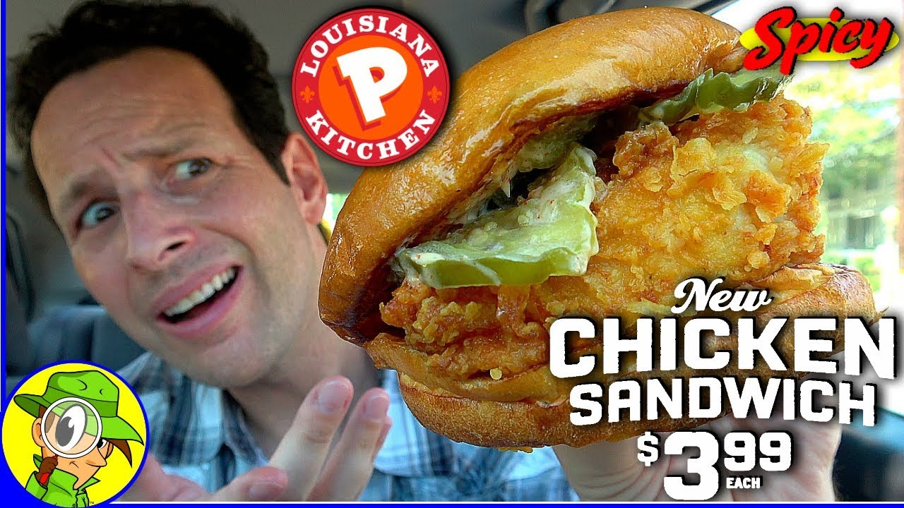 Fried chicken sandwich battle heats up between Popeyes and Chick-fil-A