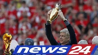 Sport TV -  Arsene Wenger compares Tottenham's youth development to Man United's class of 92