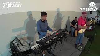 PODER PRA SALVAR   Hillsongs   Acústico : Hebert Pereira , Paulo rabelo & Daniel Bártholo