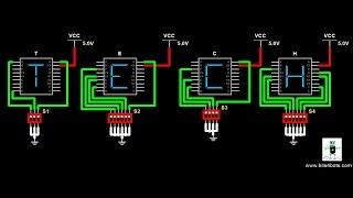 NI Multisim| Alphanumeric 15 segment |Part 2 - Flashing Display