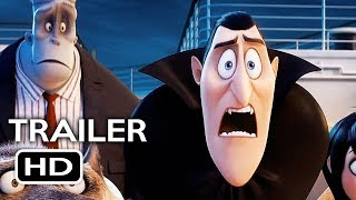 Hotel Transylvania 3 Official Trailer #1 (2018) Adam Sandler, Selena Gomez Animated Movie HD