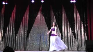 Gambar cover Princesa Dilshad en Gala RackStar Shahdana en Chile