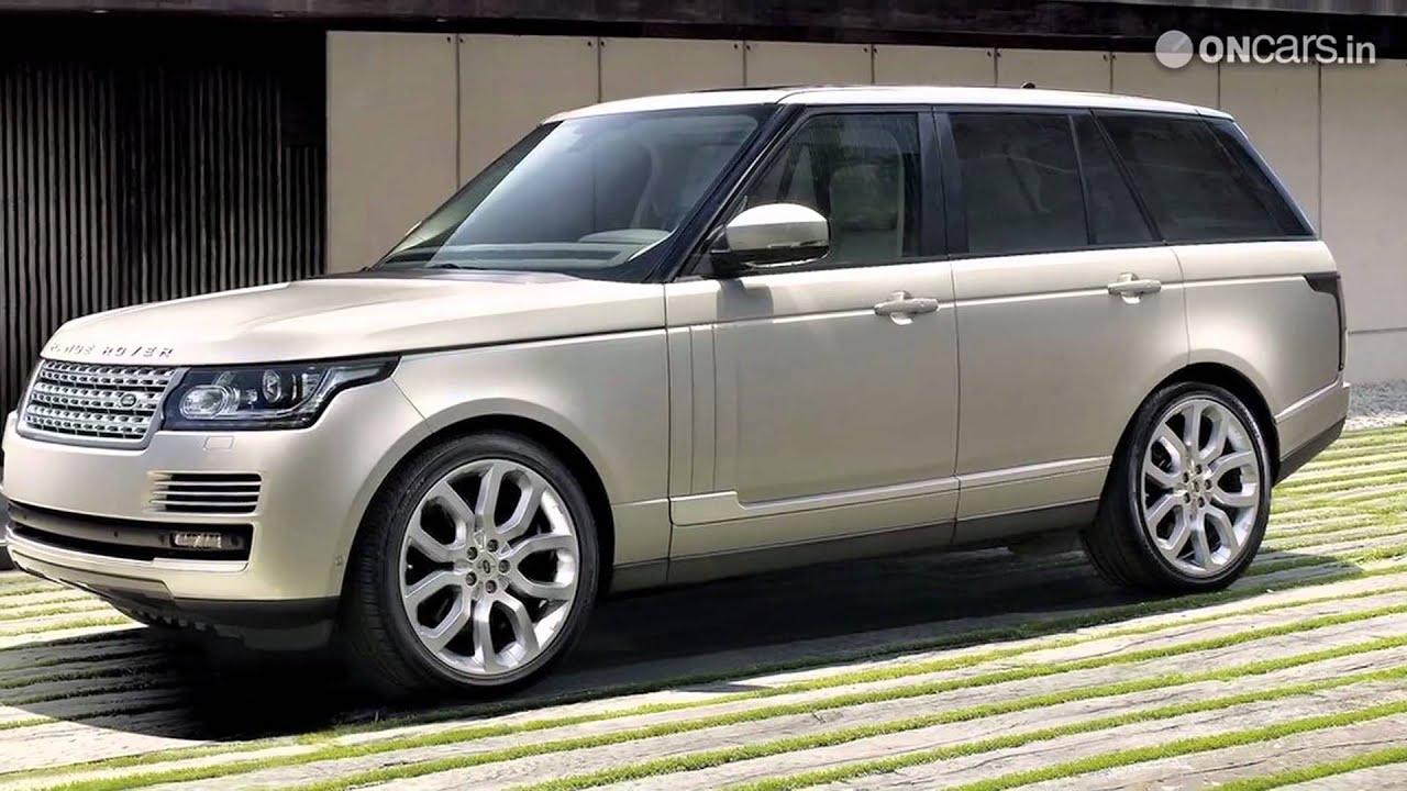 2013 range rover officially revealed youtube. Black Bedroom Furniture Sets. Home Design Ideas