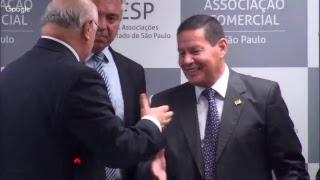 ELEIÇÕES 2018 - General HAMILTON MOURÃO (PRTB) - PALESTRA
