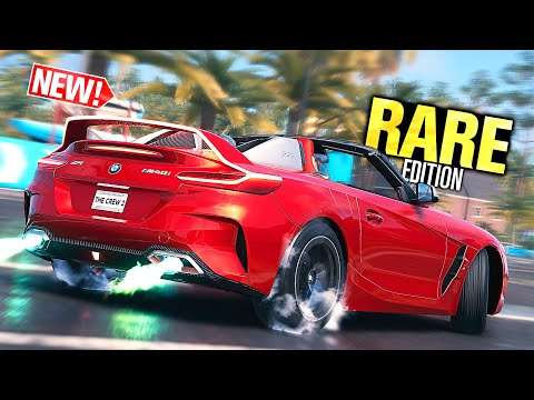 The Crew 2 - NEW BMW Z4 M40i Agent Edition (The Agency Update) |