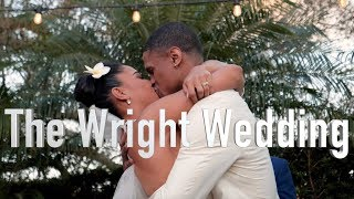 The Wright Wedding | FULL VIDEO | Ig : @phil_wright_