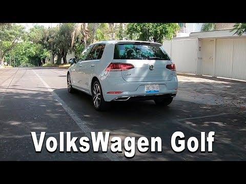 VW Golf Highline 2018. Sería el hatchback perfecto, pero...